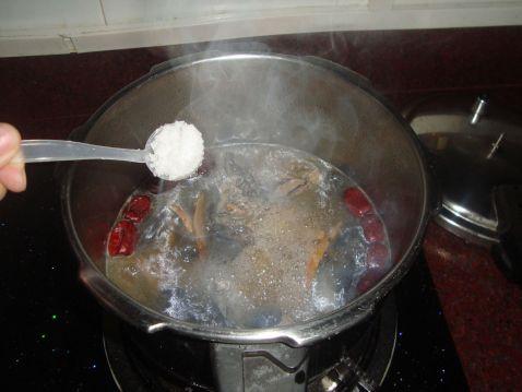 乌鸡汤怎么做