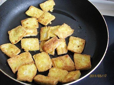 黄豆酱炒豆干的做法大全