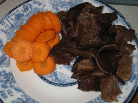 炒山药胡萝卜片的家常做法