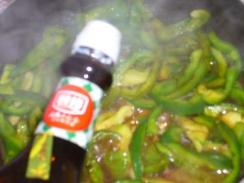 菜椒炒肉怎么做