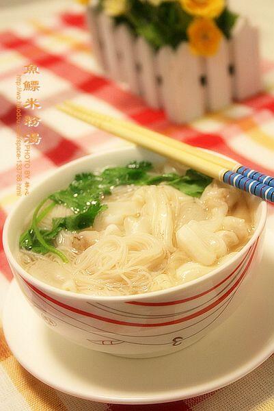 鱼鳔米粉汤怎样煮