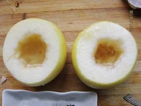 川贝母冰糖梨盅的家常做法