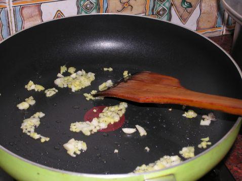 咸鱼茄丁的做法图解