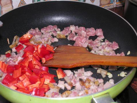 咸鱼茄丁的简单做法