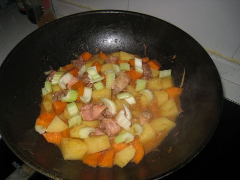 泰式红咖喱鸡怎么煮