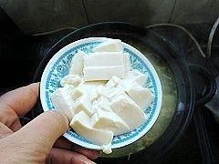 蚕豆金针豆腐汤怎么煮