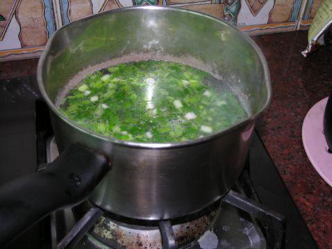 羊肉片汤的简单做法