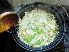 蚕豆金针豆腐汤怎么吃