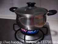 金华火腿白菜汤的简单做法
