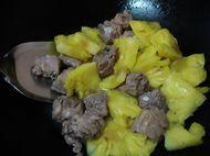 菠萝咕噜排骨的做法大全