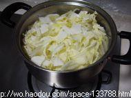 金华火腿白菜汤怎么炒