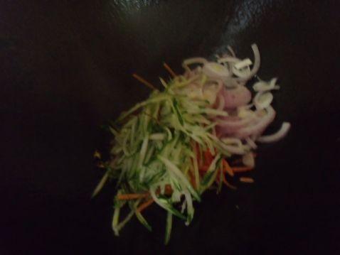 炒土豆粉的简单做法