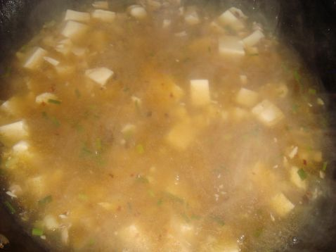 酸辣豆腐汤怎么炖