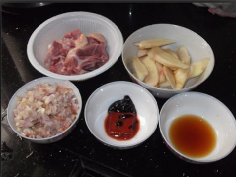 客家菜子姜焖鸭的家常做法