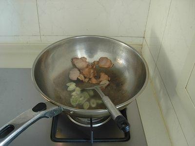 瓜片平菇的家常做法