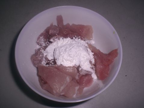 肉炒杏鲍菇的简单做法