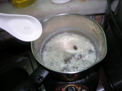 酒酿鸡蛋糖水怎么炒