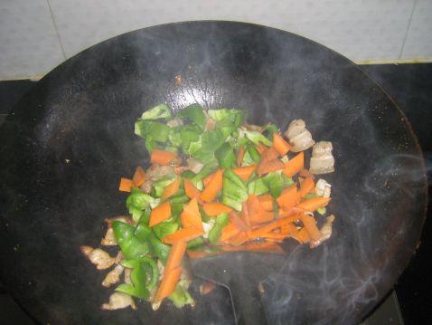 豆腐皮小炒的家常做法