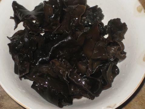 木耳菜花炒肉的家常做法