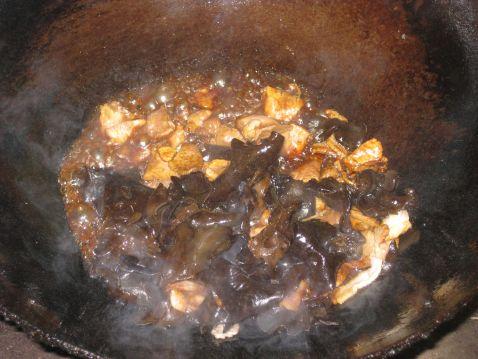 木耳菜花炒肉怎么做