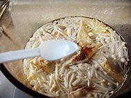 金针菇韩国鱼卷汤怎样做