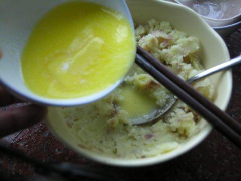 土豆泥的简单做法