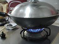 金针菇韩国鱼卷汤怎么吃