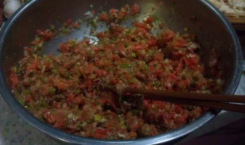 蔬菜豆腐丸的做法图解