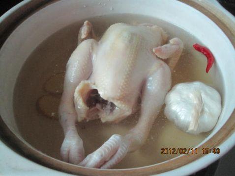 香菇童子鸡怎么吃