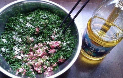 韭菜肉馅饺子怎么吃