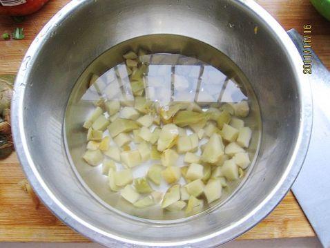 黄豆芽炒榨菜的做法图解