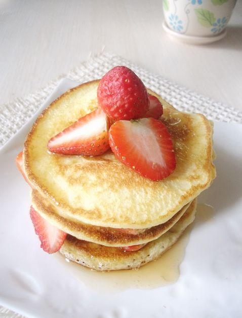 草莓焦糖松饼怎么炒