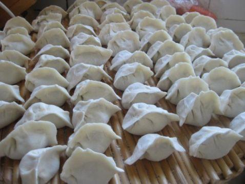 木耳豆干牛肉饺子怎样做