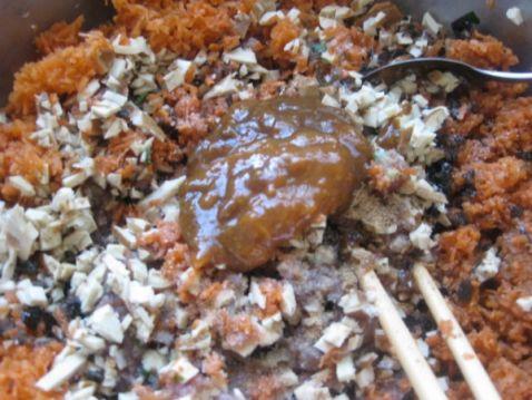 木耳豆干牛肉饺子怎么煮