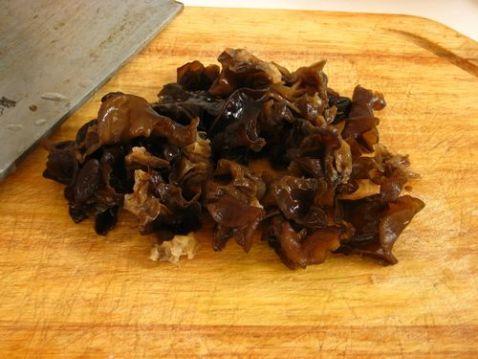 京味儿木须肉的简单做法