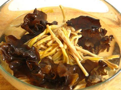 京味儿木须肉的家常做法