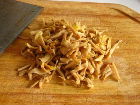 京味儿木须肉怎么吃