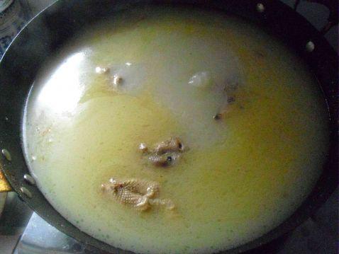 菌汤火锅的简单做法