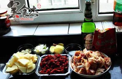 新疆大盘鸡的做法大全