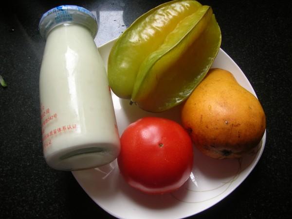 酸奶水果的做法大全