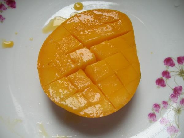 酸奶水果的家常做法