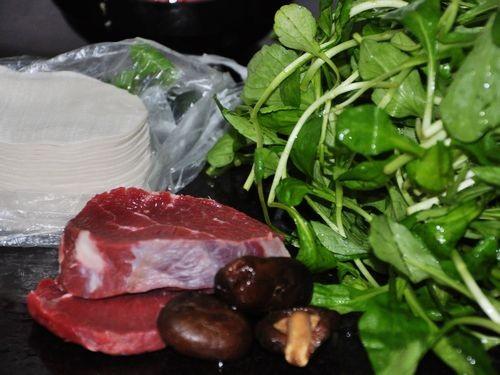 马兰牛肉水饺的做法大全