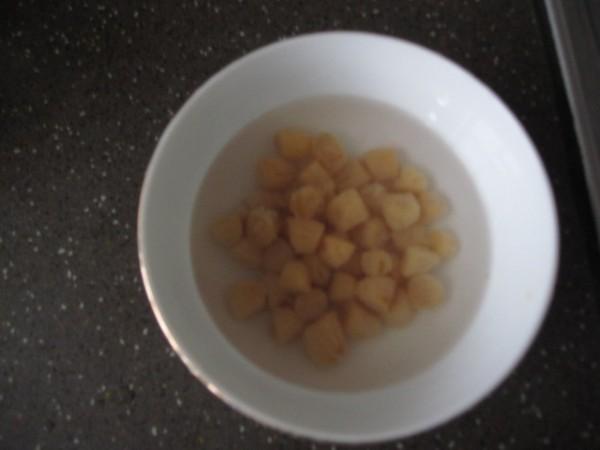 蒜香扇贝萝卜丁的做法大全