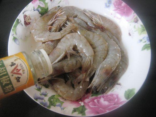 鲜虾里脊肉炒面怎么吃