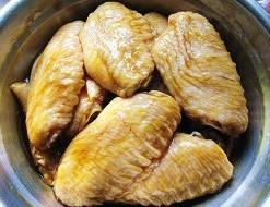 香酥煎鸡翅的做法图解