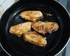 香酥煎鸡翅的简单做法