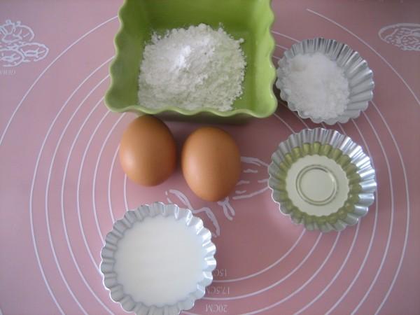 海绵小蛋糕的做法大全