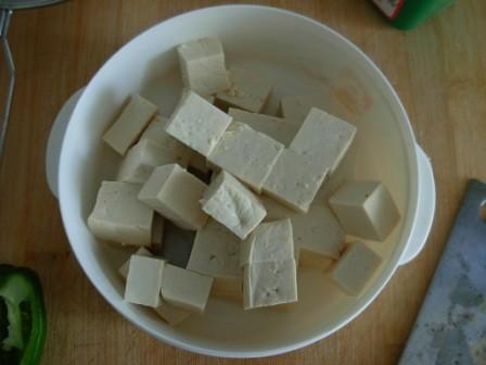 豆瓣酱炒豆腐的做法大全