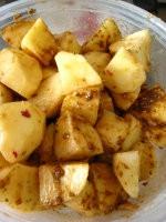 洋葱蒜香烤土豆的家常做法