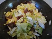 牛肉烧白菜粉丝怎么炒